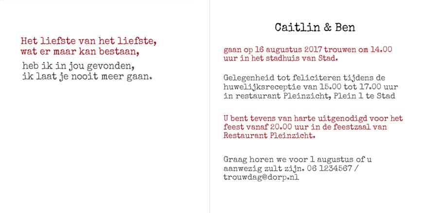 Magnifiek Mooie Teksten Samenwonen   stefiravenjessica site @BQ03