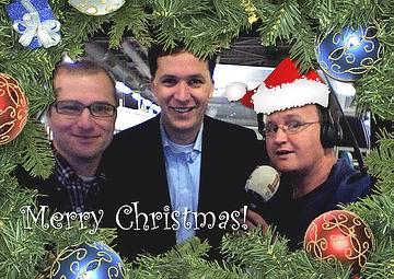 Radio1 kerstkaarten