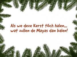 kerstkaart tekst van Els Driessen
