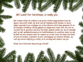 kerstkaarten tekst walter s nienke
