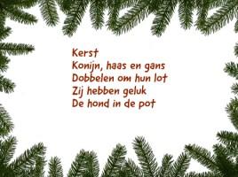 kerstkaarten tekst Hart Hers Spinsels 3