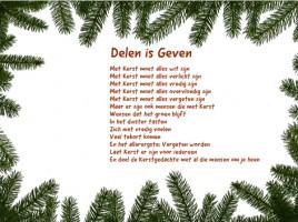 kerstkaarten tekst Joyce Derksen