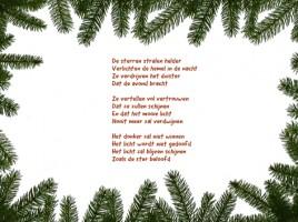kerstkaarten tekst Saskia vd Wegen 2