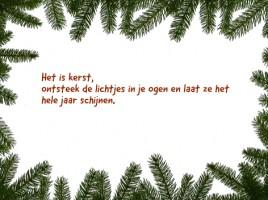 Tweede inzending voor de kerstkaarten tekst Sophie Borger 2