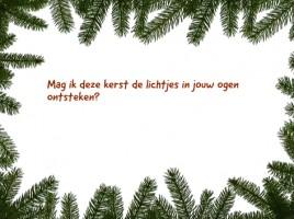 Derde inzending voor de kerstkaarten tekst Sophie Borger