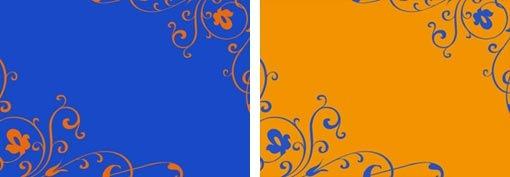 Achtergronden in kleur voor je kerstkaarten fotokaarten - Kleur associatie ...