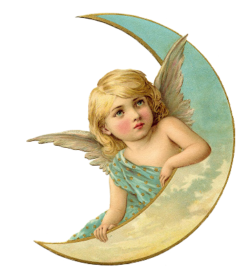 kerst engel afbeelding gratis
