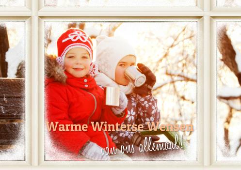 foto kerstkaart maken