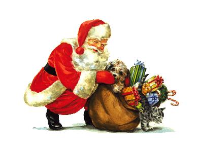Gratis Kerstman afbeelding