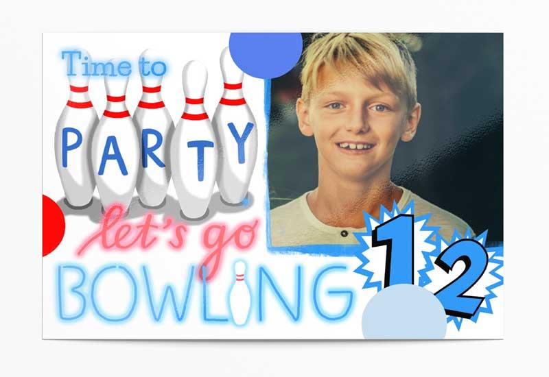 Bowlingfeestje