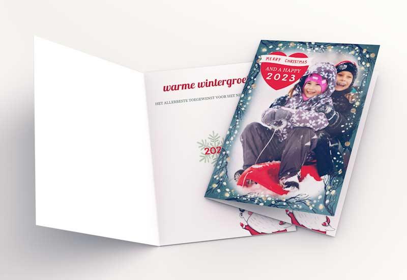 Kerstfotokaart 2021