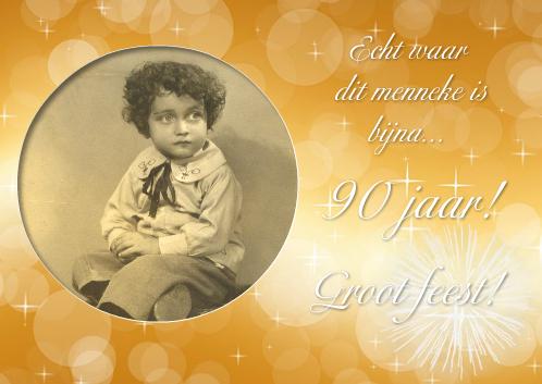 Favoriete Fotokaarten - jubileum_uitnodiging_90_jaar @OO79