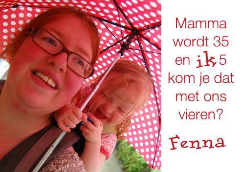 Fotokaarten Voorbeeld Uitnodiging Dubbelverjaardag