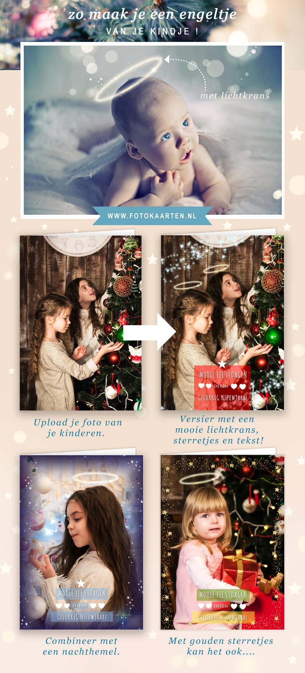 Mooie kerstkaarten laten drukken, goedkoop, wenskaarten, ansichtkaarten, vouwkaarten.