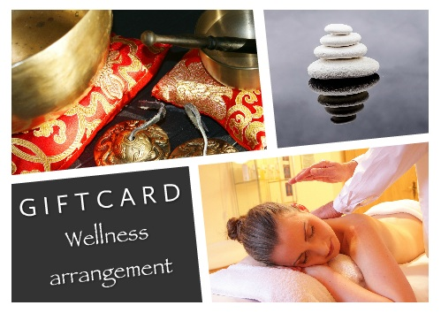 gift card wellness arrangement