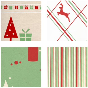 gratis kerstachtergronden