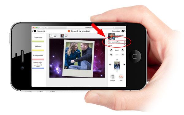 met-foto-van-smartphone