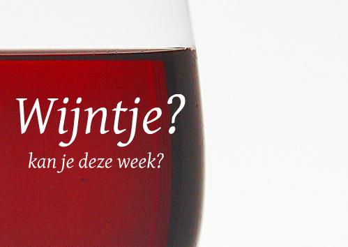 uitnodiging wijn