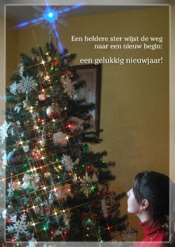 voorbeelden kerstkaarten teksten